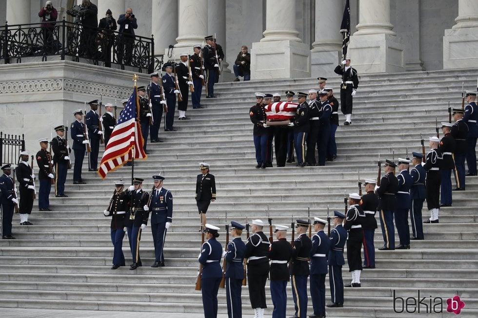 Funeral de George W. H. Bush