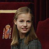 La Princesa Leonor en el 40 aniversario de la Constitución