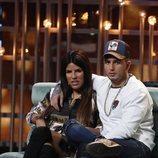Chabelita Pantoja y Omar Montes en la gala 13 de 'GH VIP 6'