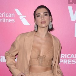 Dua Lipa en los Billboard's Women in Music 2018
