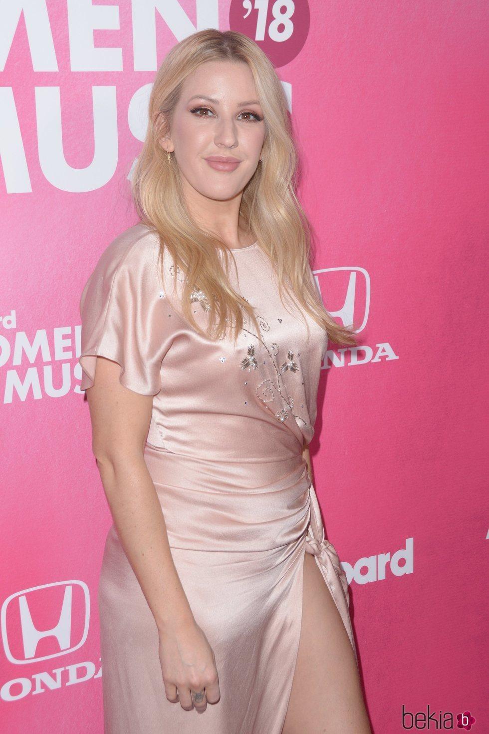 Ellie Goulding en los Billboard's Women in Music 2018
