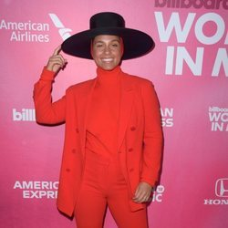 Alicia Keys en los Billboard's Women in Music 2018