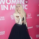 Ava Max en los Billboard's Women in Music 2018