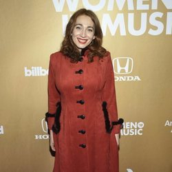 Regina Spektor en los Billboard's Women in Music 2018