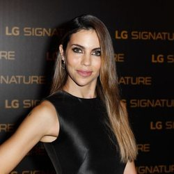 Melissa Jiménez en un evento de LG