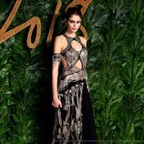 Kaia Gerber en los British Fashion Awards 2018