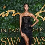 Jourdan Dunn en los British Fashion Awards 2018