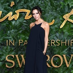 Victoria Beckham en los British Fashion Awards 2018