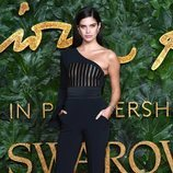 Sara Sampaio en los British Fashion Awards 2018