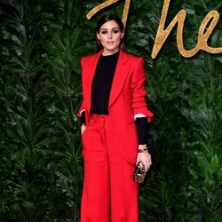 Olivia Palermo en los British Fashion Awards 2018
