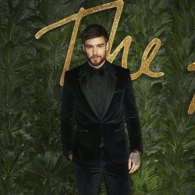 Liam Payne en los British Fashion Awards 2018