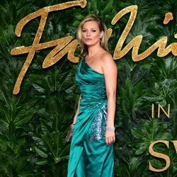 Kate Moss en los British Fashion Awards 2018