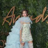 Josephine Skriver en los British Fashion Awards 2018