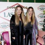 Las Mellis, Raquel y Vivi, en la fiesta de Navidad de 'Sálvame'