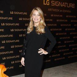 Carla Goyanes en LG Signature Artweek