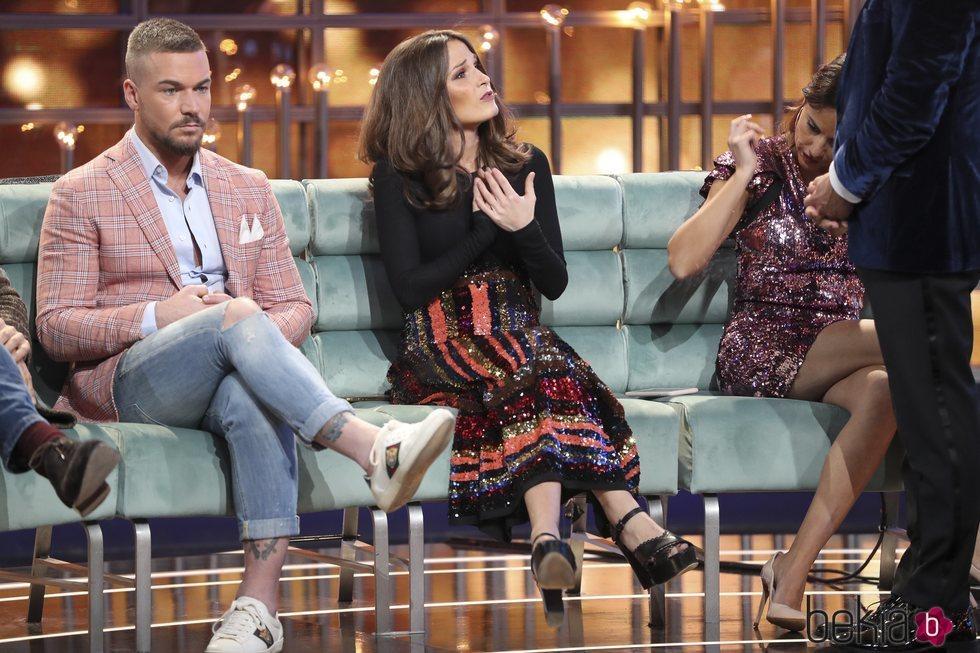 Verdeliss durante la semifinal de 'Gran Hermano VIP 6'