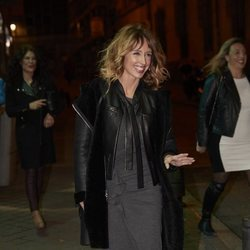 Emma García en un evento de la productora Cuarzo