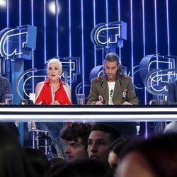 Los jueces de 'OT 2018'