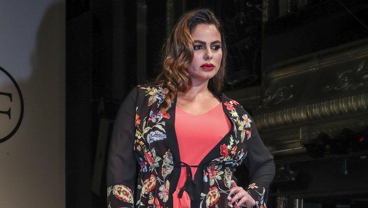 Marisa Jara vuelve a las pasarelas tras su cáncer
