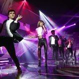 Natalia en la gala final de 'OT 2018'