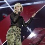 Alba Reche en la gala final de 'OT 2018'