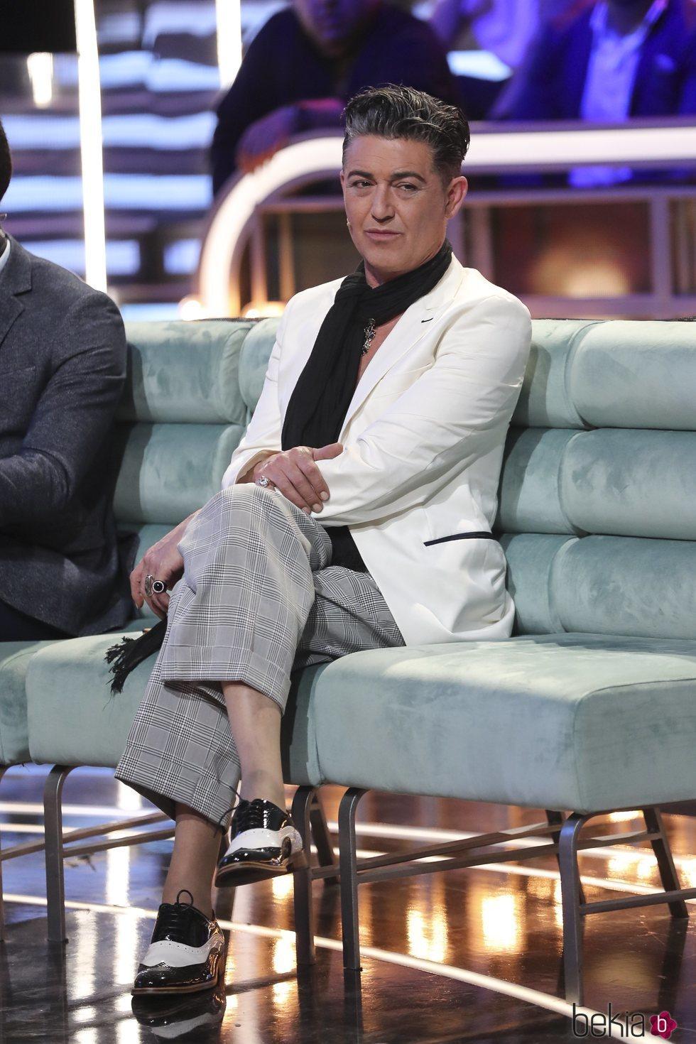 Ángel Garó en la final de 'GH VIP 6'