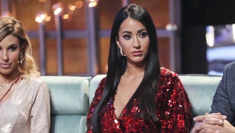 Aurah Ruiz en la final de 'GH VIP '