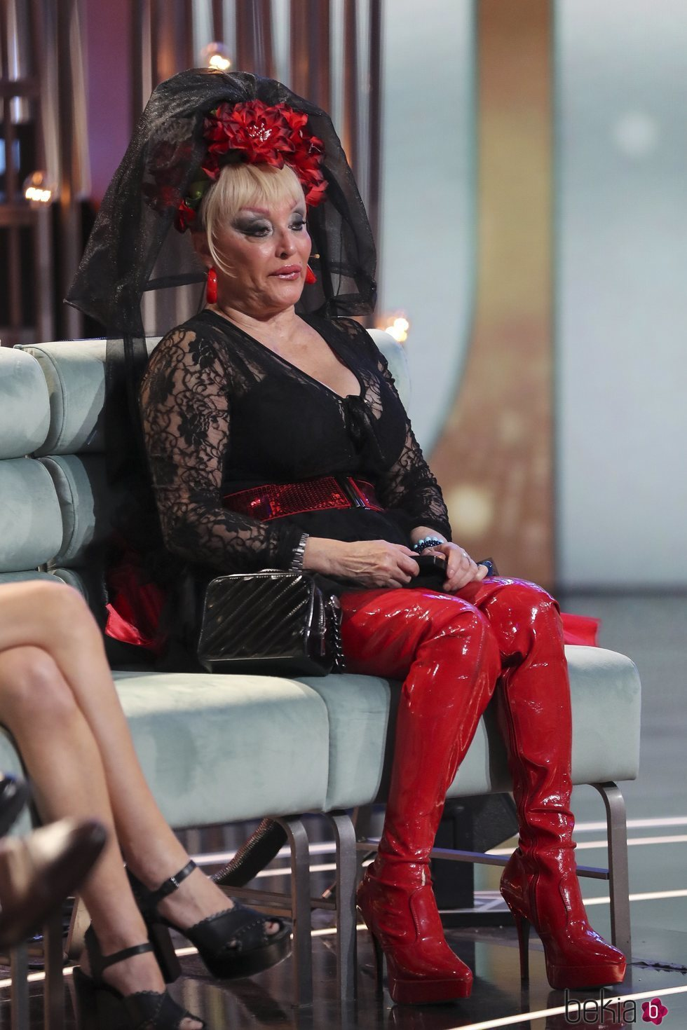 Aramís Fuster durante la final de 'GH VIP'