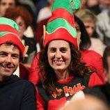 Público del Sorteo de la Lotería de Navidad 2018