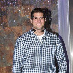 Julián Contreras en una imagen en su nuevo trabajo
