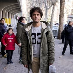 Miguel Abellan en el Partido benéfico Artistas vs Famosos