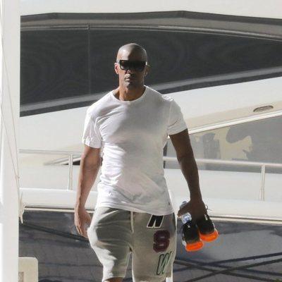 Jamie Foxx disfruta de unas vacaciones en Miami