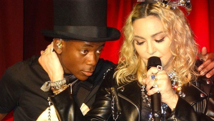Madonna, actuación sorpresa en la víspera de 2019