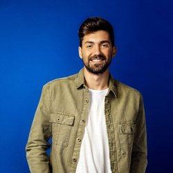 Alejandro Albalá en la foto promocional de 'GH Dúo'