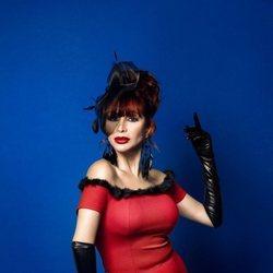 Fotografía promocional de Yurena como concursante de 'GH Dúo'
