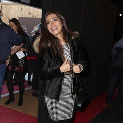Miriam Saavedra en la gala benéfica '33 el musical'