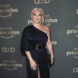 Hilary Duff en la fiesta de Amazon Prime Video tras los Globos de Oro 2019