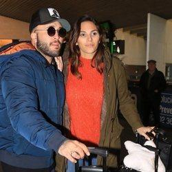 Kiko Rivera e Irene Rosales en Sevilla antes de llegar a Madrid para 'GH DÚO'