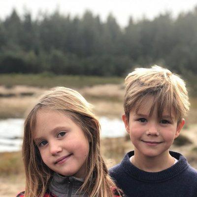 Vicente y Josefina de Dinamarca celebran su 8 cumpleaños