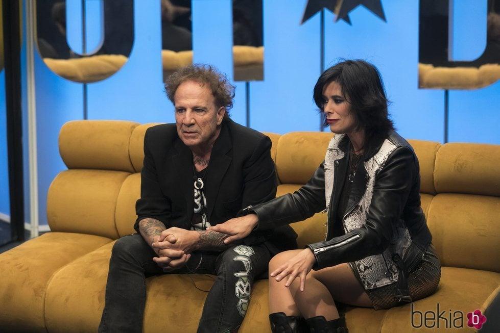 Fortu Sánchez y su novia Yolanda en 'GH Dúo'