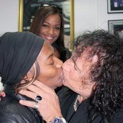 Carolina Sobe besándose con Fortu