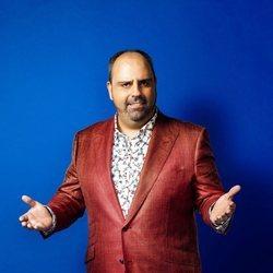 Julio Ruz en la fotografía promocional de 'GH DÚO'