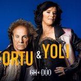 Fortu y Yoli en la foto promocional de 'GH DÚO'