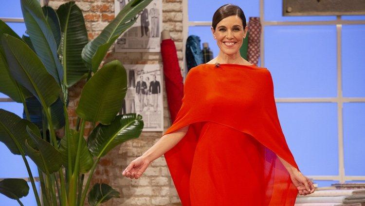 Raquel Sánchez Silva, segunda temporada 'Maestros de la costura'