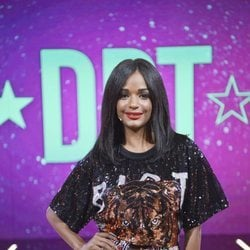 Liz Emiliano en el primer debate de 'GH DÚO'