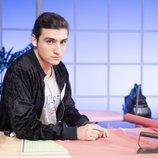 Lucas, concursante segunda temporada 'Maestros de la costura'
