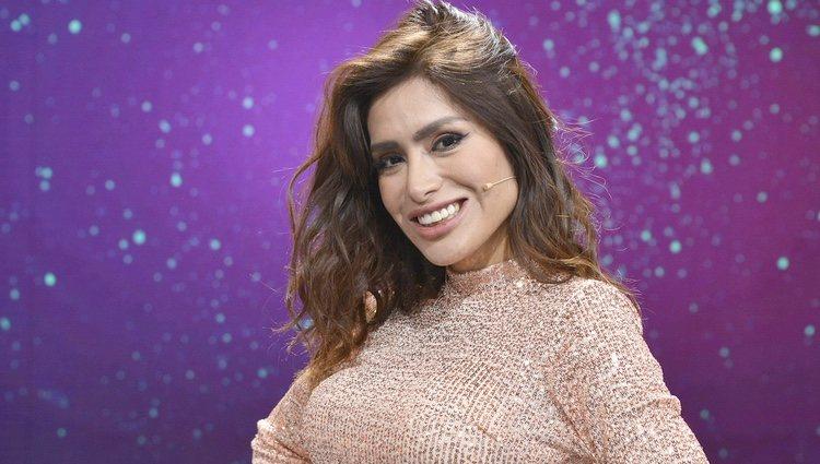 Miriam Saavedra en el primer debate de 'GH DÚO'