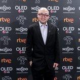 Jesus Vidal en la fiesta de nominados de los Goya 2019