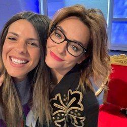 Laura Matamoros con Toñi Moreno en 'MYHYV'