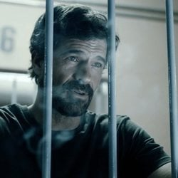Rodolfo Sancho en una escena de 'Los nuestros 2'